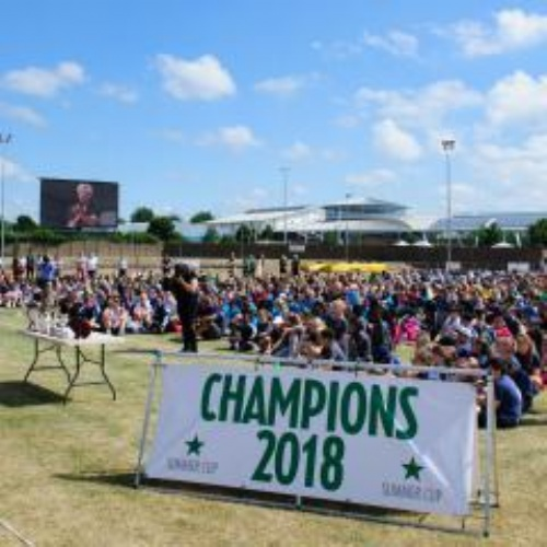 1500 students from across the David Ross Education Trust compete at 6th annual Summer Cup